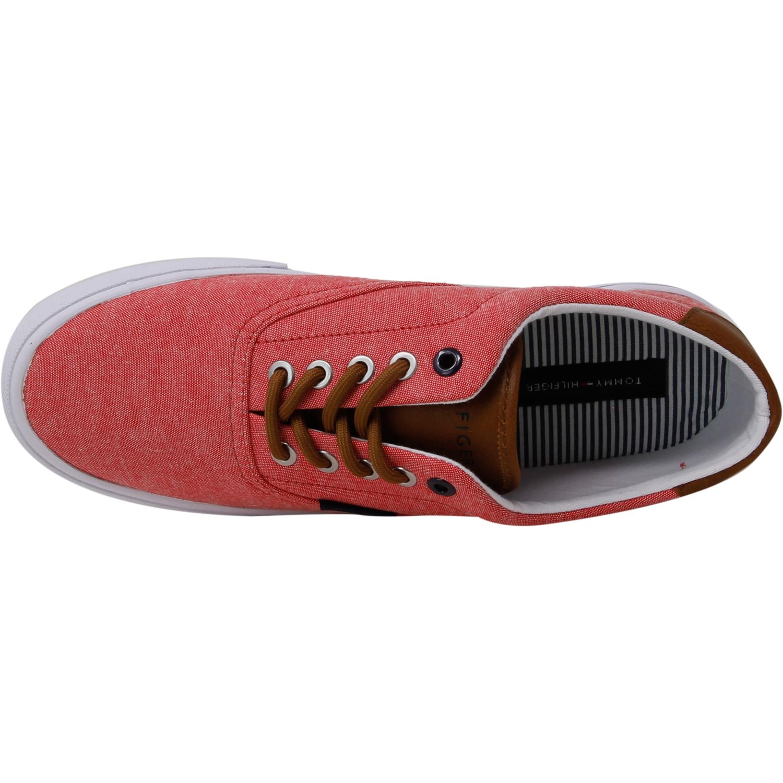 Tommy-Hilfiger-Men-039-s-Phero-Ankle-High-Canvas-Sneaker thumbnail 15