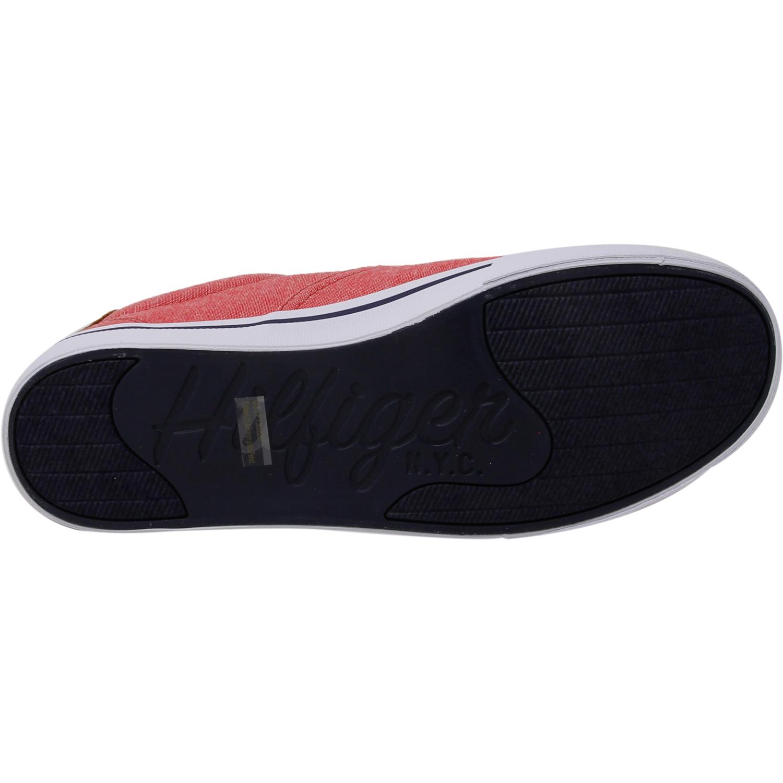 Tommy-Hilfiger-Men-039-s-Phero-Ankle-High-Canvas-Sneaker thumbnail 16