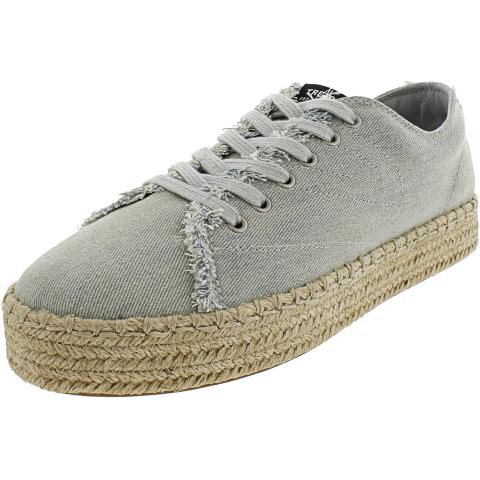 Tretorn Women's Eve Denim Ankle-High Fashion Sneaker