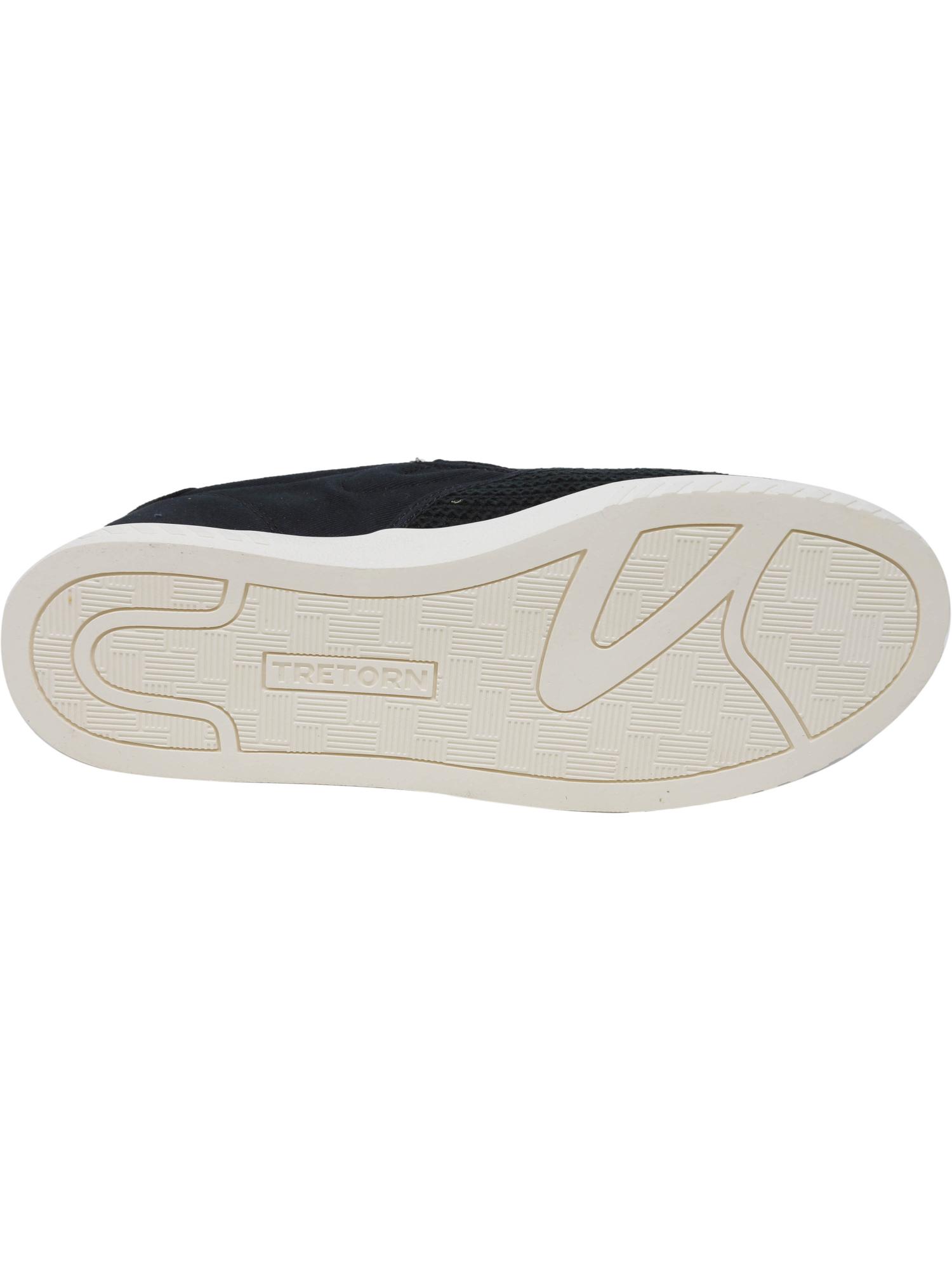 Tretorn-Femmes-Cruz-tissu-aux-chevilles-Haute-Slip-Chaussures-en miniature 7