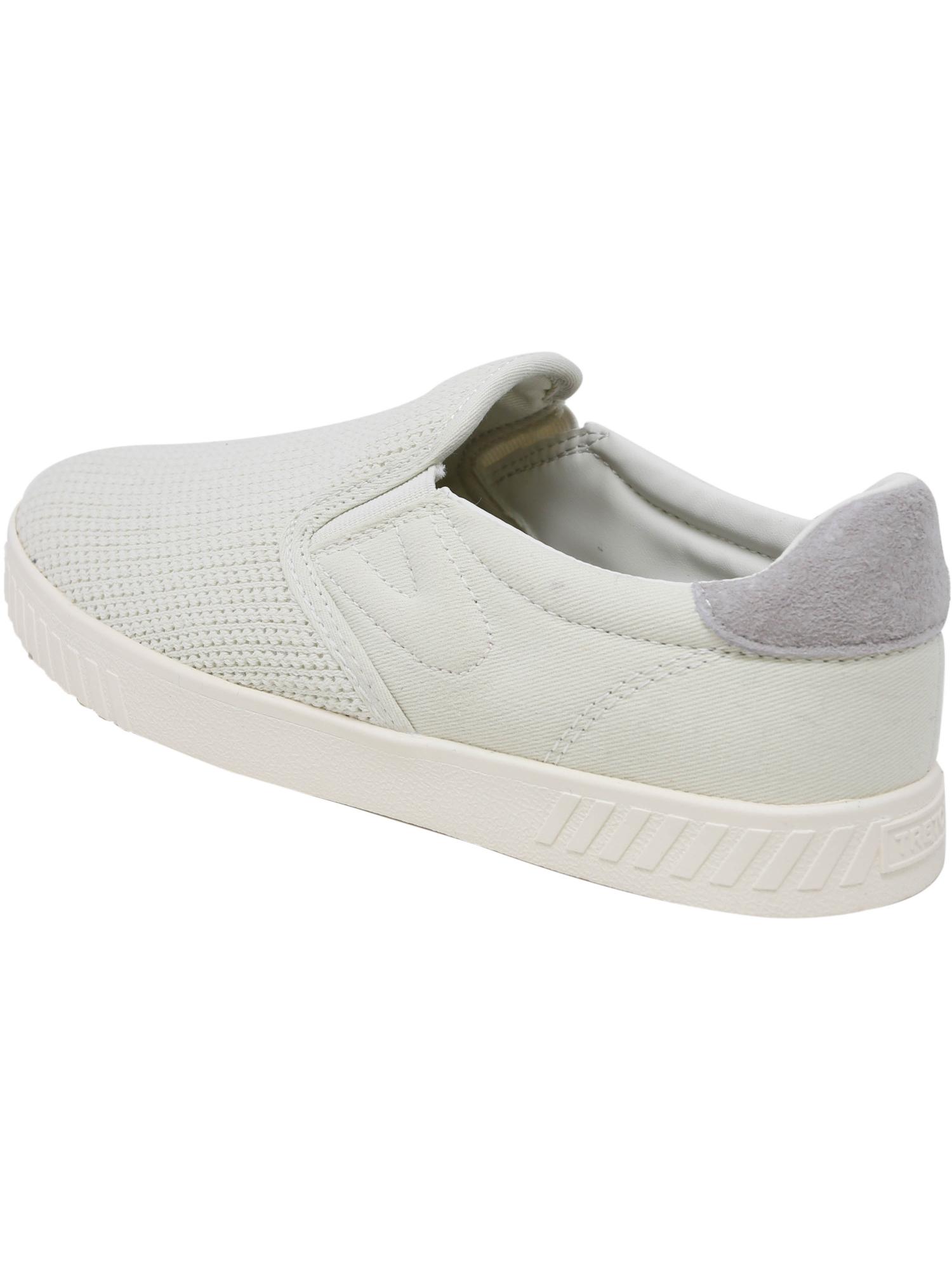 Tretorn-Femmes-Cruz-tissu-aux-chevilles-Haute-Slip-Chaussures-en miniature 14