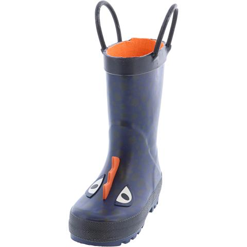 Carters Boy's Buddy 2 Mid-Calf Rubber Rain Boot