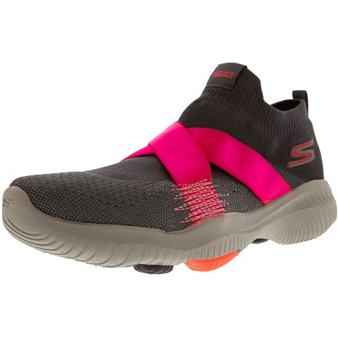 Skechers Women's Go Walk Revolution Ultra-Bolt Ankle-High Walking