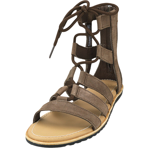Sorel Women's Bailee Lace Up Sandal Ankle-High Leather