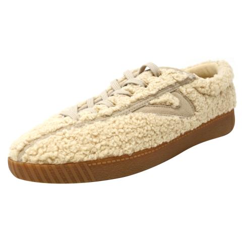 Tretorn Women's Nylite 18 Plus Shearling Ankle-High Sheepskin Fashion Sneaker