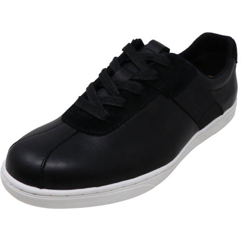 Vionic Men's Mott Lono Ankle-High Leather Sneaker