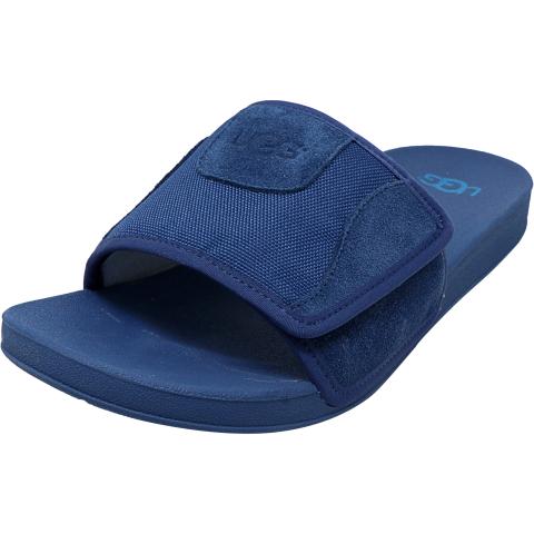 Ugg Beach Slide Leather Sandal