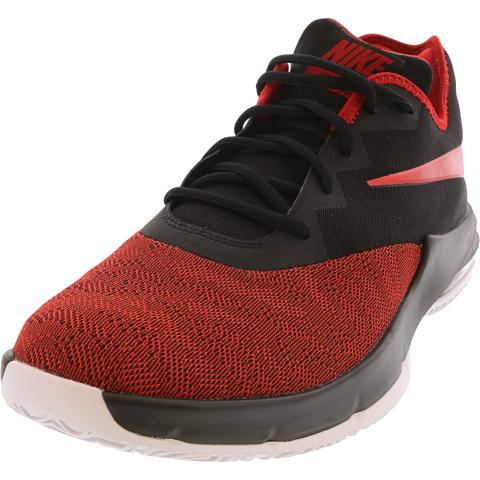 Nike Air Max Infuriate 3 Low Ankle-High Mesh Basketball
