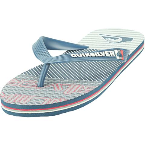 Quiksilver Men's Molokai Fluid Force Ii Ankle-High Sandal
