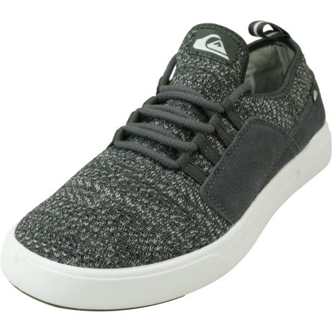 Quiksilver Men's Winter Stretch Knit Low Top Fabric Sneaker