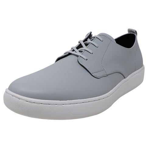 Calvin Klein Men's Fife Smooth Calf Leather Ankle-High Sneaker
