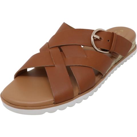 Easy Spirit Women's Pace Leather Sandal