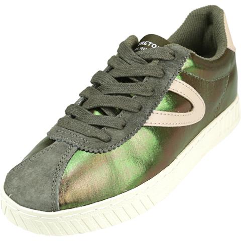 Tretorn Women's Callie 5 Textile Ankle-High Sneaker