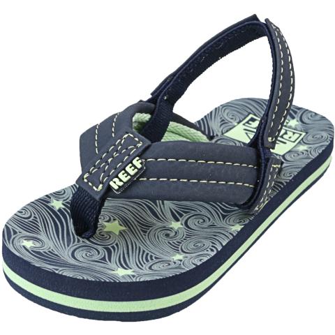 Reef Little Ahi Glow Ankle-High Sandal