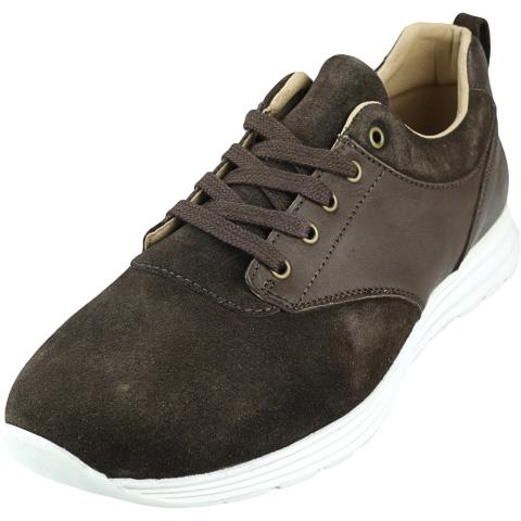 Find. Men's Hybrid Suede Ankle-High Sneaker
