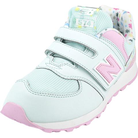 New Balance Girl's 547V1 Ankle-High Walking