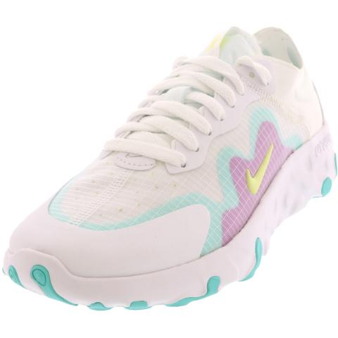 Nike Women's Renew Lucent Ankle-High Mesh Running