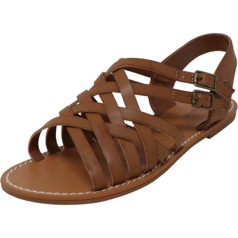 Indigo Rd. Women's Brieg Ankle-High Leather Sandal