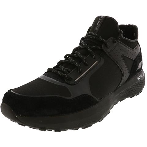 Skechers Men's Go Trail Jackrabbit Ankle-High Fabric Running