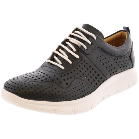 Marc Joseph New York Women's Grand Central 2 Ankle-High Leather Sneaker