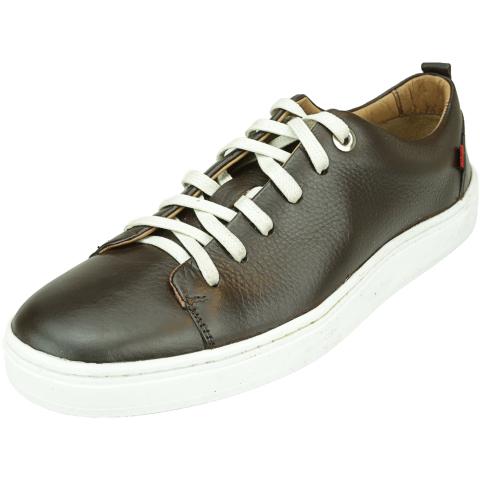 Marc Joseph New York Men's Union Sq Grainy Ankle-High Leather Sneaker