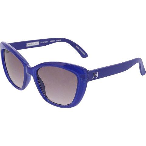 Janie And Jack Cat Eye Sunglasses 0-2 Years 200385258 Blue