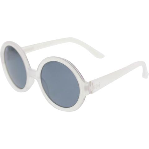 Janie And Jack Round Glasses 200396308 White Sunglasses