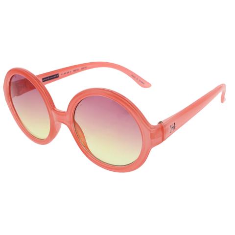Janie And Jack Girl's Gradient Round Sunglasses 4 Up
