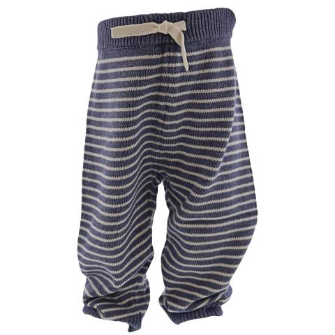 Janie And Jack Boy's Striped Jogger Pants