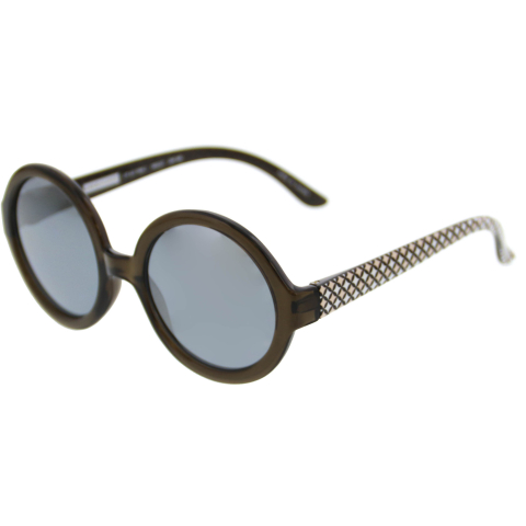 Janie And Jack Round Sunglasses 4 Up 200411680 Black