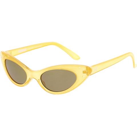 Janie And Jack Girl's Cat Eye Sunglasses 4 Up 200412444 Yellow