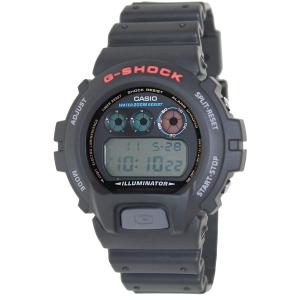 Casio Men's G-Shock DW6900-1V Black Resin Quartz Watch