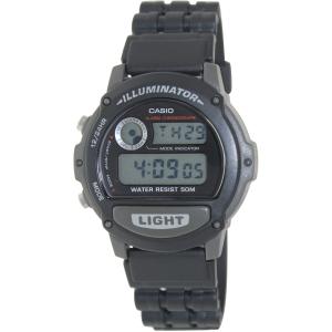Casio Men's Core W87H-1V Black Plastic Quartz Watch