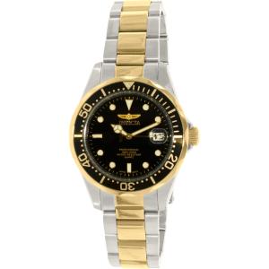Invicta Men's Pro Diver GQ 8934 Multi Stainless-Steel Quartz Watch
