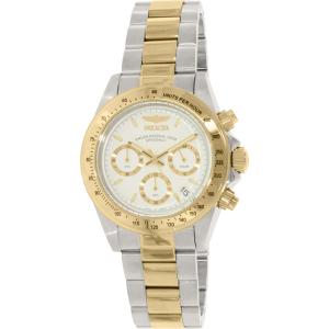 Invicta Men's Speedway Chronograph G S 9212 Multi Stainless-Steel Quartz Watch