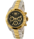 Invicta Men's Speedway Chronograph G 9224 Black Two-tone Stainless-Steel Quartz Watch - Main Image Swatch