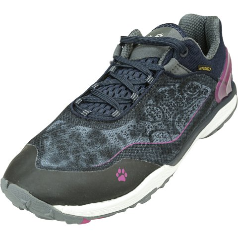 Jack Wolfskin Women's Crosstrail Shield 2 Low Trail Running