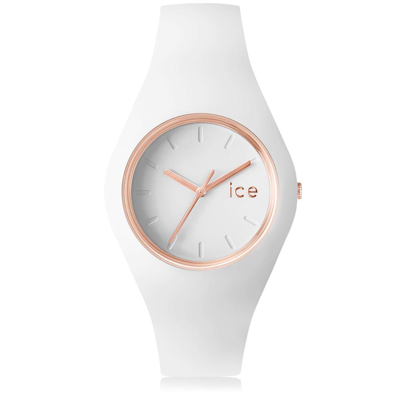 Ice-Watch_Women's_Glam_000978_White_Silicone_Quartz_Fashion_Watch