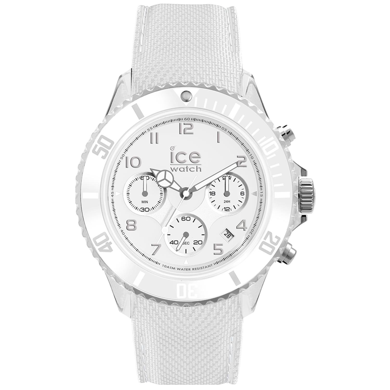 Ice-Watch_Men's_Dune_014223_White_Silicone_Quartz_Fashion_Watch