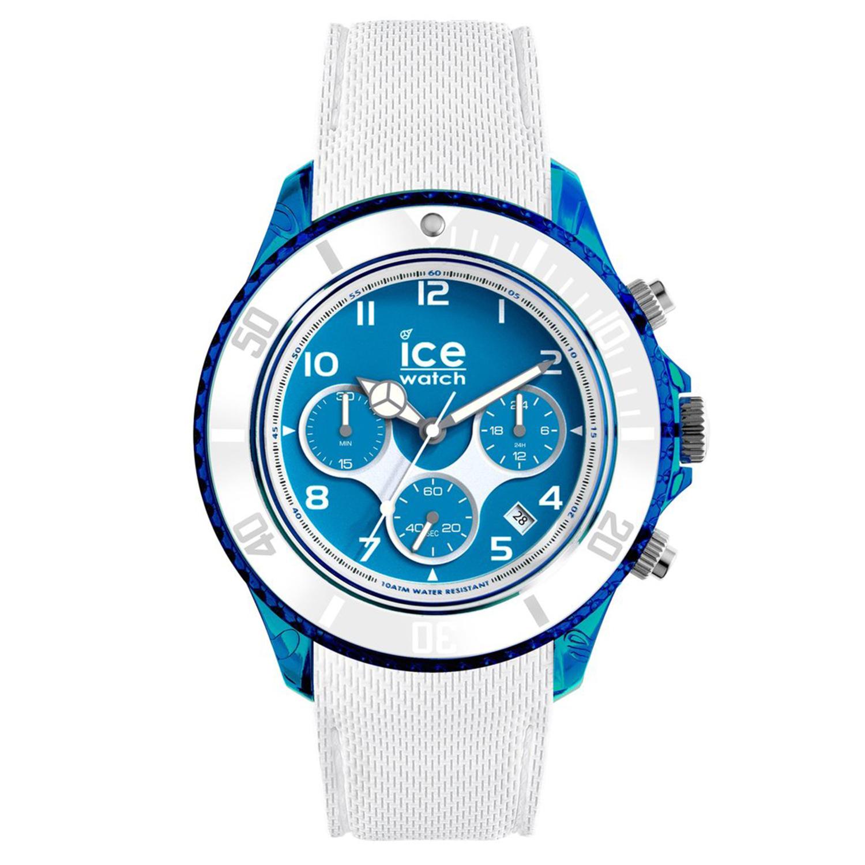 Ice-Watch_Men's_Dune_014224_White_Silicone_Quartz_Fashion_Watch