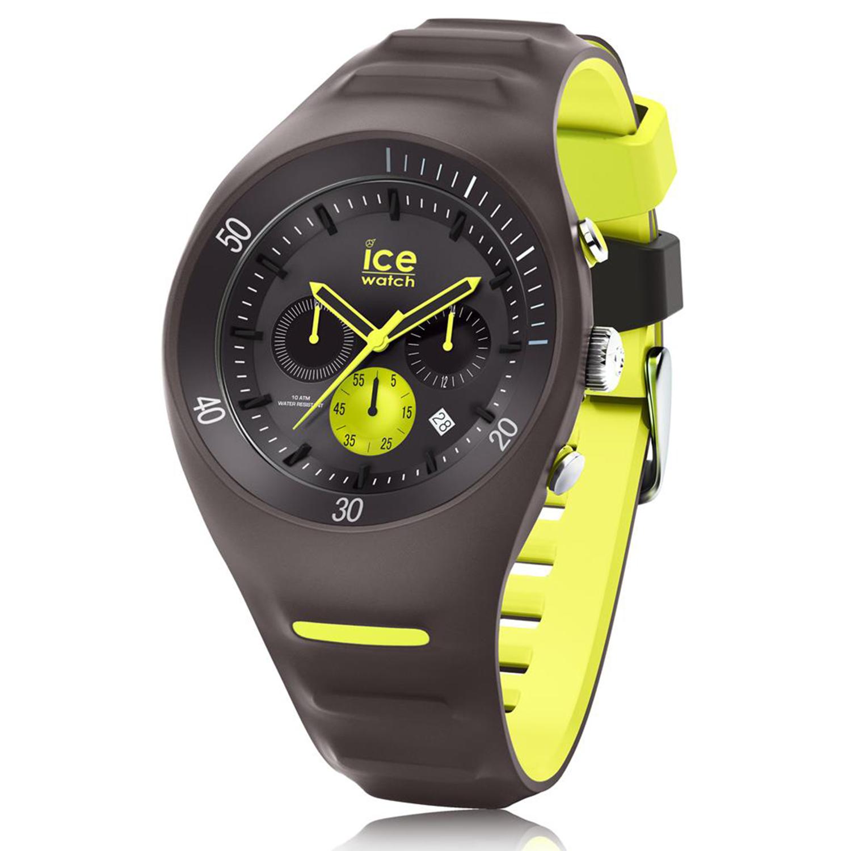 Ice-Watch_Men's_P._Leclercq_014946_Brown_Silicone_Quartz_Fashion_Watch