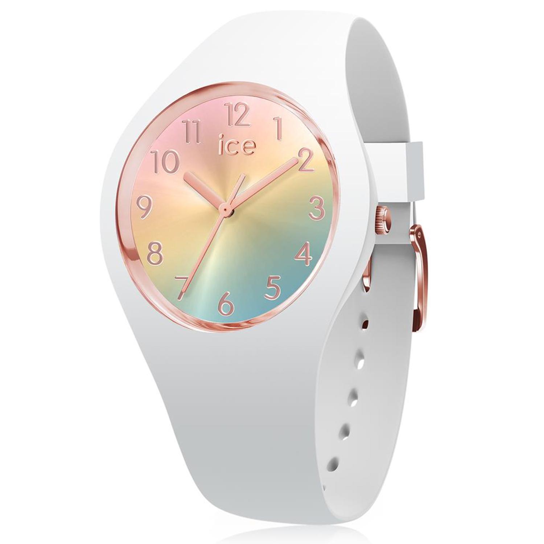 Ice-Watch_Women's_Sunset_015743_White_Silicone_Quartz_Fashion_Watch