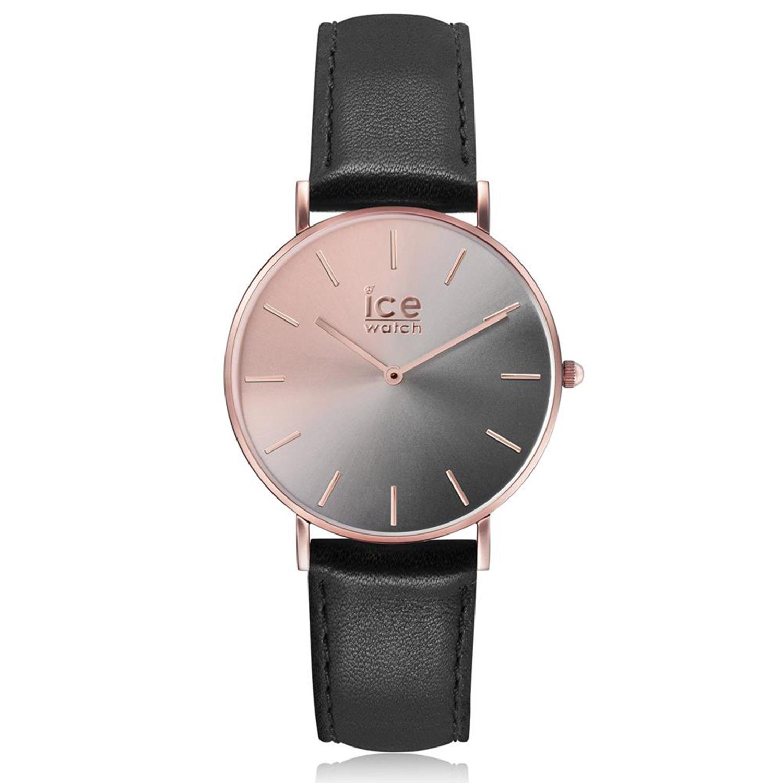 Ice-Watch_Women's_City_Sunset_015752_Black_Leather_Quartz_Fashion_Watch