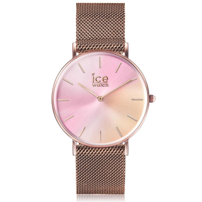 Ice-Watch_Women's_City_Sunset_Milanese_016023_Rose-Gold_Stainless-Steel_Quartz_Fashion_Watch