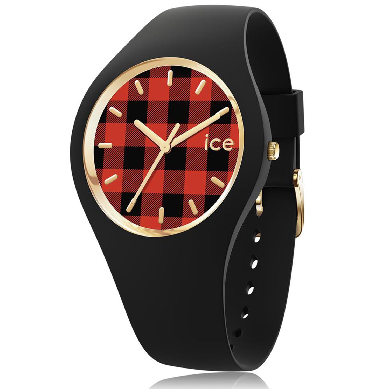 Ice-Watch_Women's_Change_016054_Black_Silicone_Quartz_Fashion_Watch