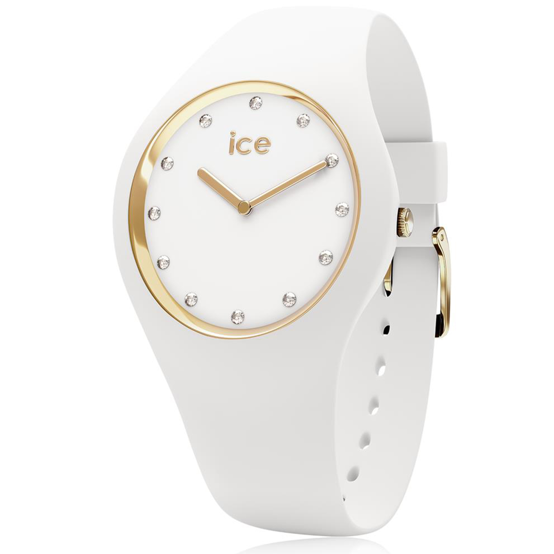 Ice-Watch_Women's_Cosmos_016296_White_Silicone_Quartz_Fashion_Watch