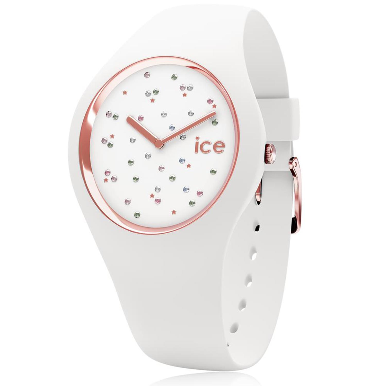 Ice-Watch_Women's_Cosmos_016297_White_Silicone_Quartz_Fashion_Watch