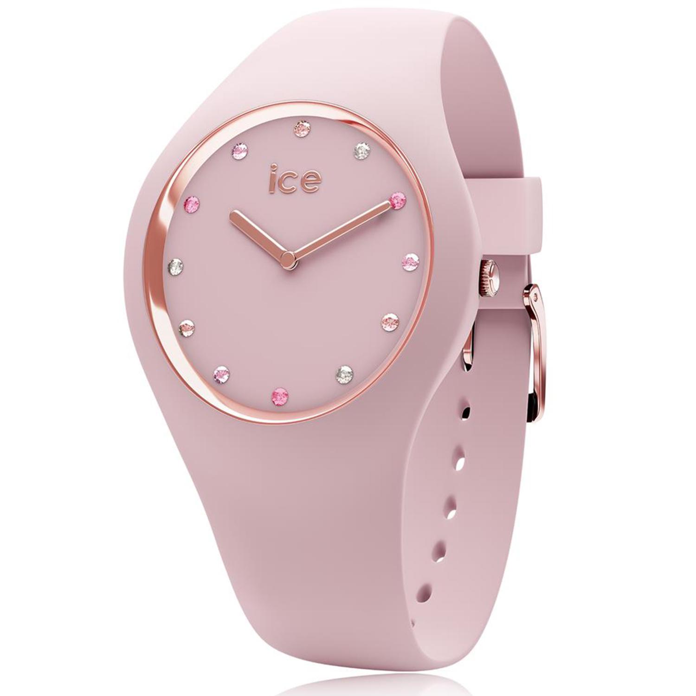 Ice-Watch_Women's_Cosmos_016299_Pink_Silicone_Quartz_Fashion_Watch