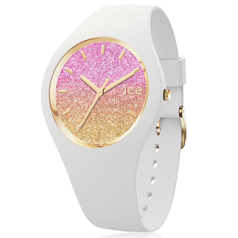 Ice-Watch_Women's_Lo_016900_White_Silicone_Quartz_Fashion_Watch