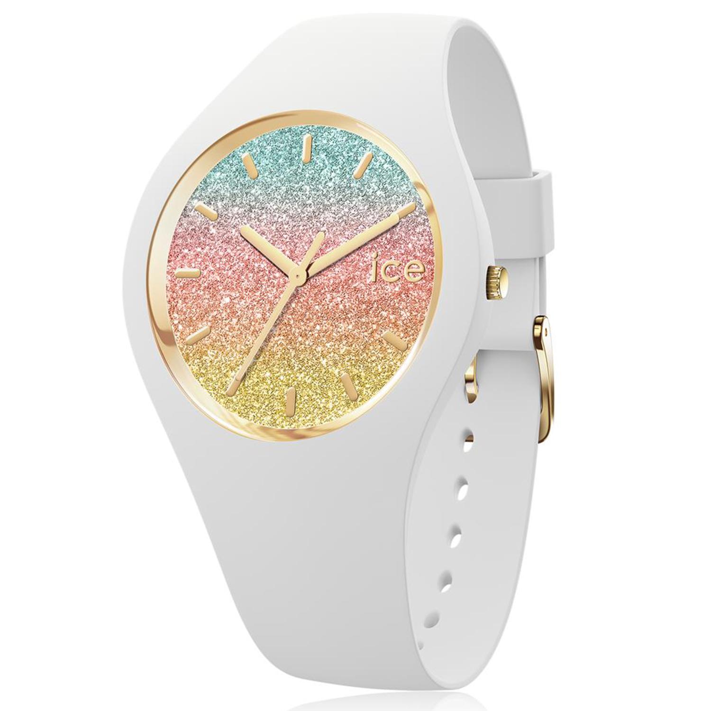 Ice-Watch_Women's_Lo_016901_White_Silicone_Quartz_Fashion_Watch
